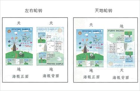 润兴呈品印刷知识海报传单宣传单印刷知识介绍